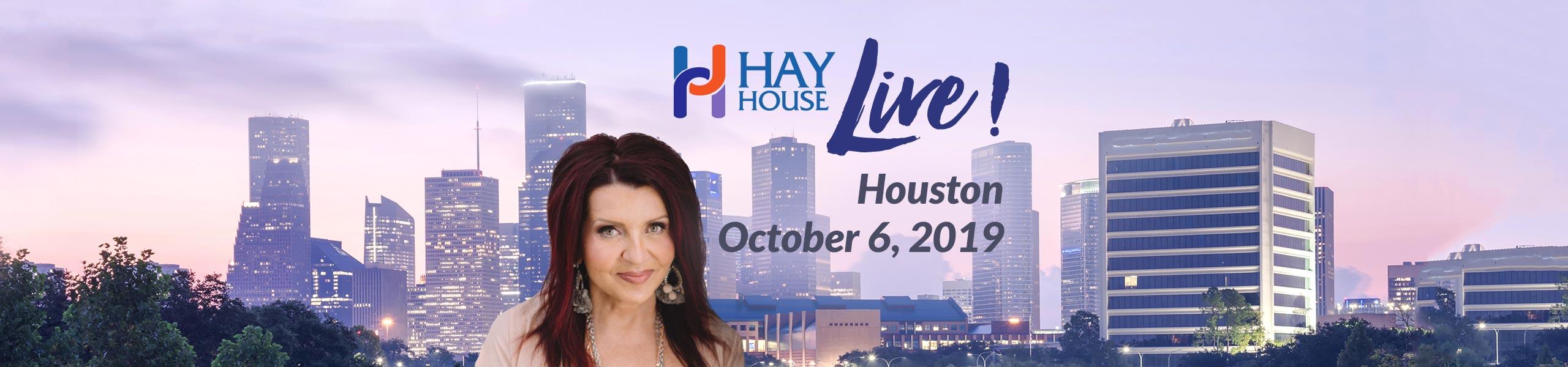 Hay House Live! Houston 2019 - Colette Baron-Reid