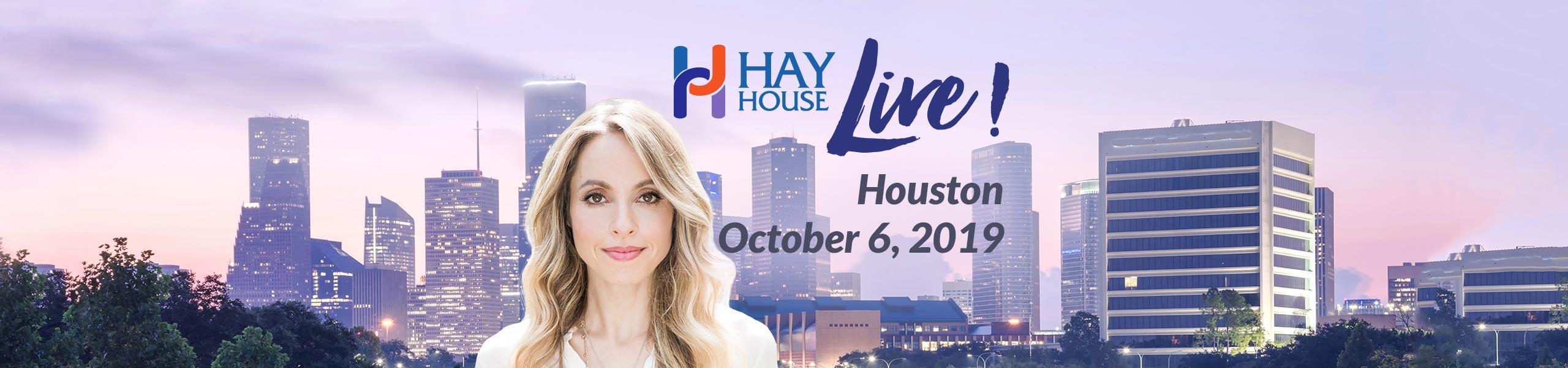 Hay House Live! Houston 2019 - Gabrielle Bernstein
