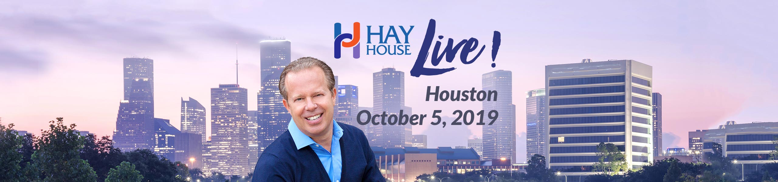 Hay House Live! Houston 2019 - Joe Dispenza
