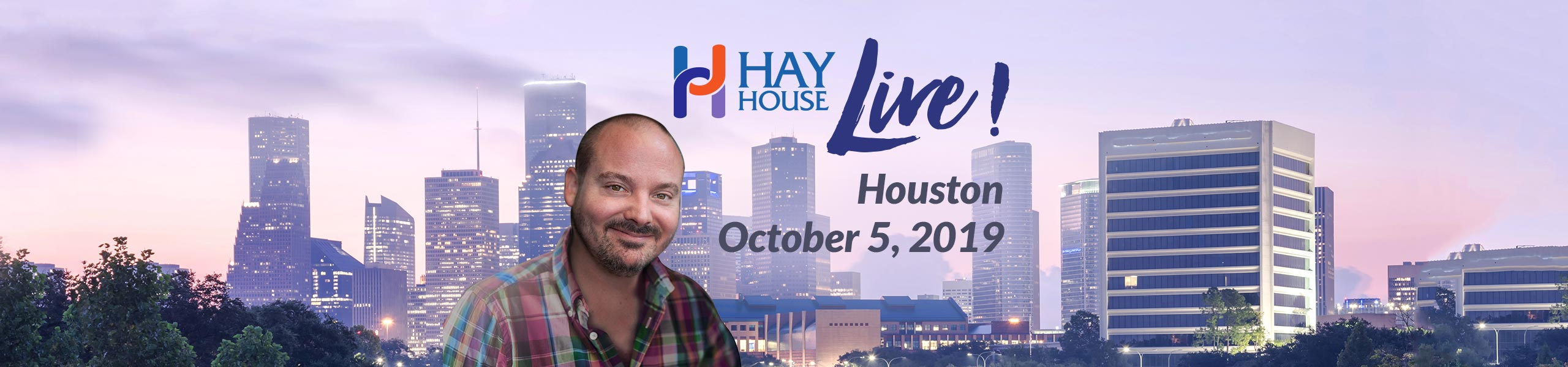 Hay House Live! Houston 2019 - Matt Kahn