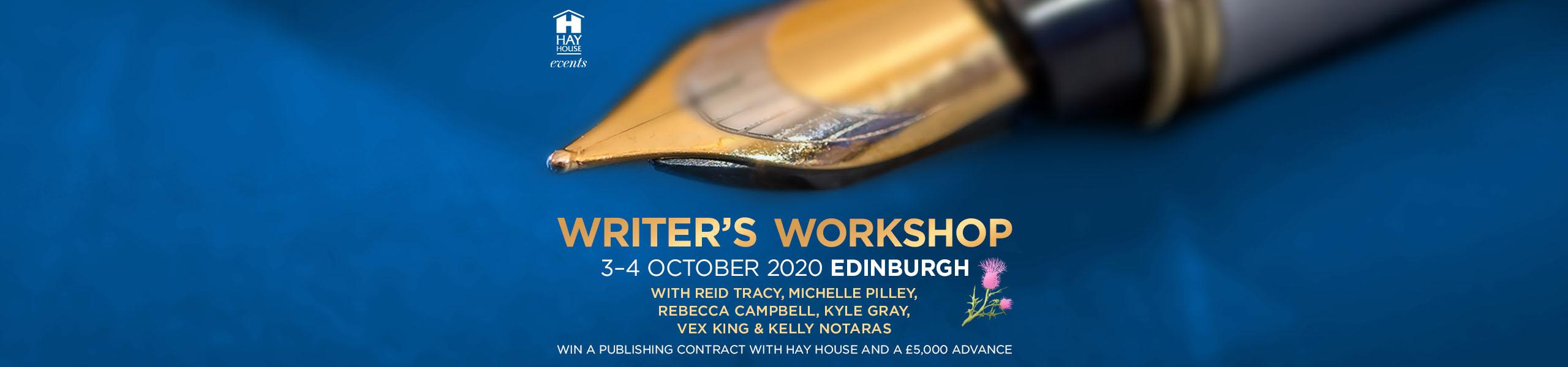 Writer's Workshop 2020 Edinburgh