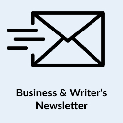 Business & Writer's Newsletter